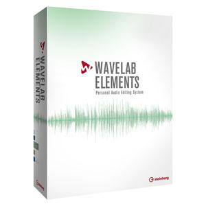 WaveLab Elements 9 スタインバーグ