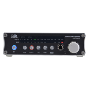SWD-DA20 城下工業 高機能USB D/A コンバーター SoundWarrior