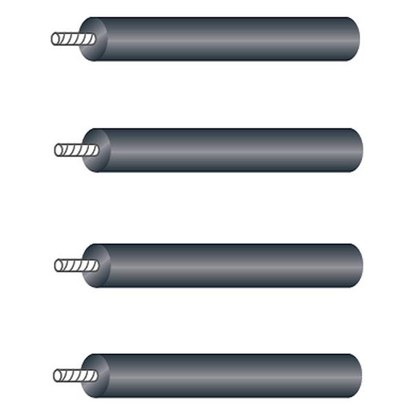 """各種クーポンあり 絶品 数上限ございます CSR-P418 タオック 再販ご予約限定送料無料 支柱セット4本1組 有効長:180mm シリーズ"""" TAOC""""CSR"""