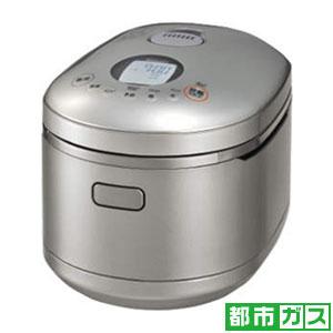 RR-055MST2(PS)-13A リンナイ タイマー付ガス炊飯器(5.5合炊き) パールシルバー【都市ガス12A13A用】 Rinnai 直火匠