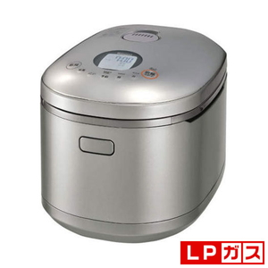 RR-100MST2(PS)-LP リンナイ タイマー付ガス炊飯器(1.1升炊き) パールシルバー【プロパンガスLP用】 Rinnai 直火匠