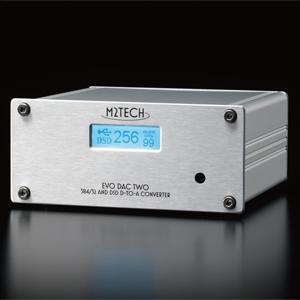 EVO-DAC-TWO M2TECH D/Aコンバーター【入力:USB/COAX/OPT】 Evo DAC Two