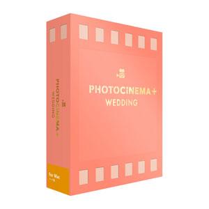 PhotoCinema+ Wedding Mac デジタルステージ