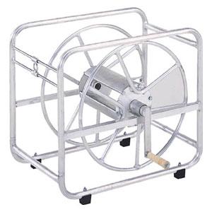 MA2B 昭和ブリッジ販売 アルミ製ホース巻取機