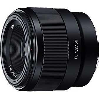 SEL50F18F ソニー FE 50mm F1.8※Eマウント用レンズ(フルサイズ対応)