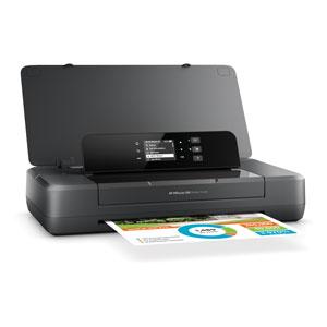 CZ993A#ABJ ヒューレット・パッカード A4カラープリント対応 インクジェットプリンター HP OfficeJet 200