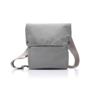 BLD-BNBISL-GY ブルーラウンジ Bluelounge Bag Series iPad Shoulder Bag(グレイ) Bluelounge