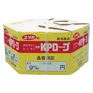 KMP9 ユタカメイク KPメーターパックロープ 9mm×200m