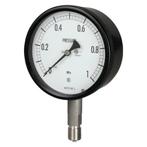 BE101332.5MP 長野計器 密閉形圧力計