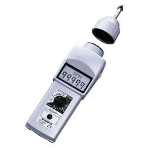DT205Z 日本電産シンポ ハンドベルト型 デジタル回転計