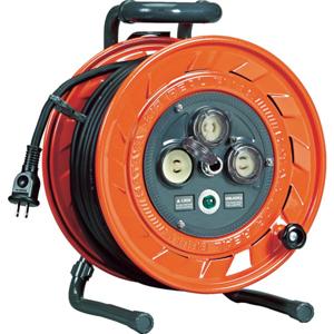 AP331 ハタヤリミテッド 単相100V型コードリール 3.5スケア電線 30m(抜止め型)