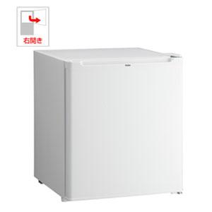 JR-N47A(W) ハイアール 47L 1ドア冷蔵庫(直冷式)ホワイト【右開き】 Haier Joy Series