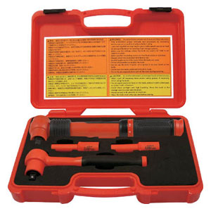 TEVSETMINI Tech-EV 絶縁工具セット ミニ 4点セット