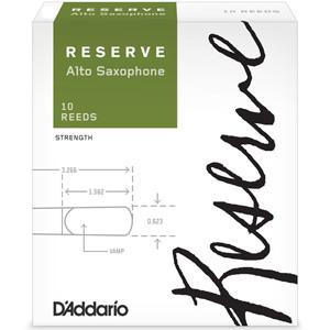 LDADREASC4 ダダリオウッドウインズ アルトサックスリード ダダリオ レゼルヴ WOODWINDS 10枚入り まとめ買い特価 RESERVE 4 D'Addario メーカー公式ショップ