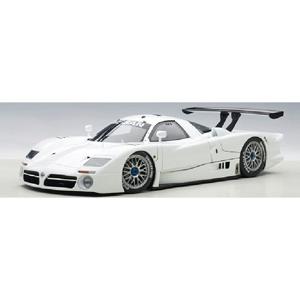1/18 日産 R390 GT1 1998年(ホワイト) 【89877】 オートアート