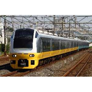 [鉄道模型]グリーンマックス (Nゲージ) 30536 E653系(フレッシュひたち・黄)7両編成セット(動力付き)