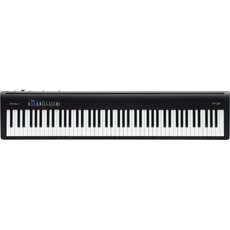 FP-30-BK ローランド 電子ピアノ (ブラック) Roland Piano Digital FPシリーズ