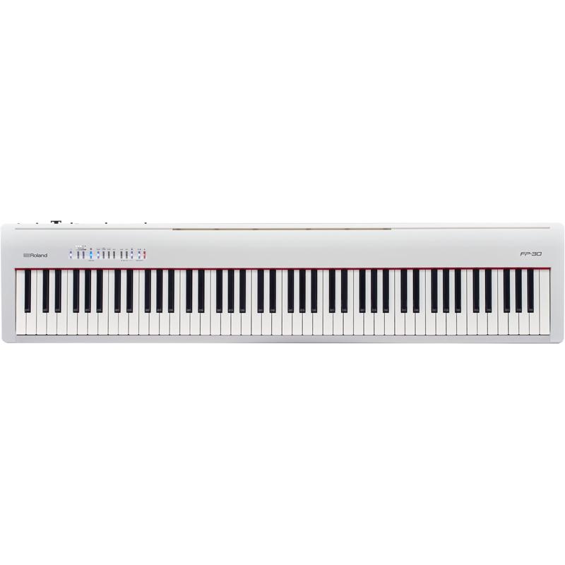 FP-30-WH ローランド 電子ピアノ (ホワイト) Roland Piano Digital FPシリーズ