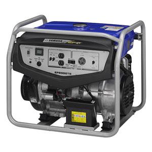 EF6000TE-50 ヤマハ発電機 ガソリン式 発電機(50Hz) YAMAHA