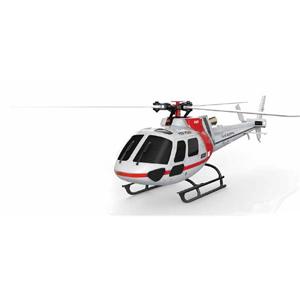【再生産】2.4GHz 6ch ブラシレスモーター 3D6GシステムヘリコプターAS350 K123 RTFキット【K123】 ハイテックマルチプレックスジャパン