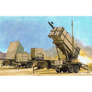 【再生産】1/35 MIM-104F パトリオット(ペトリオット) SAM PAC-3 M901発射機【BL3563】 ブラックラベル