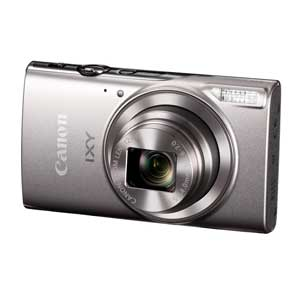 IXY650(SL) キヤノン デジタルカメラ「IXY 650」(シルバー)