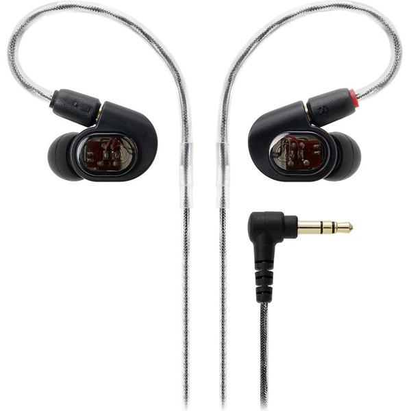 ATH-E70 オーディオテクニカ バランスドアーマチュア密閉型カナルイヤホン audio-technica