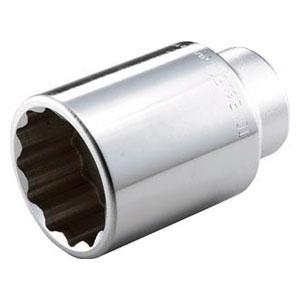 6D-55L TONE ディープソケット(12角)55mm 差込角19.0mm