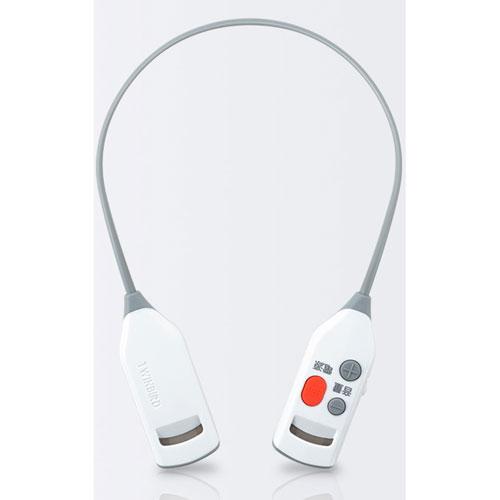 AV-J343W ツインバード ワイヤレス耳元スピーカー TWINBIRD