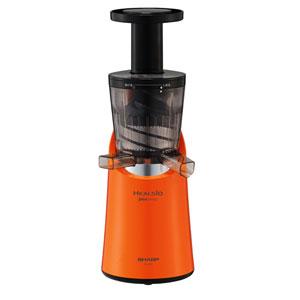 EJ-CP1-D シャープ スロージューサー ヘルシオ ジュースプレッソ オレンジ系 HEALSIO