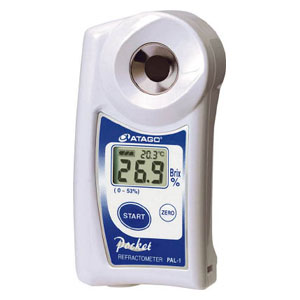 PAL1 アタゴ ポケット糖度計
