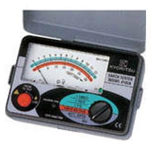 MODEL4102AH 共立電気計器 アナログ接地抵抗計(ハードケース)