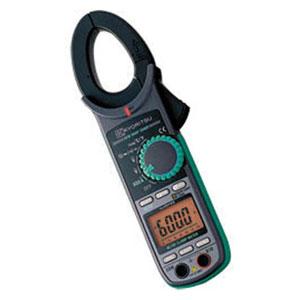 KEW2046R 共立電気計器 交流電流・直流電流測定用クランプメータ(RMS)