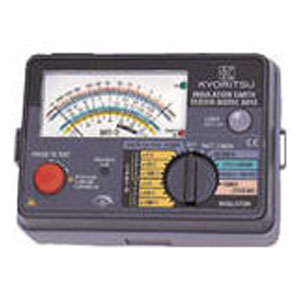 MODEL6018 共立電気計器 アナログ式絶縁・接地抵抗計