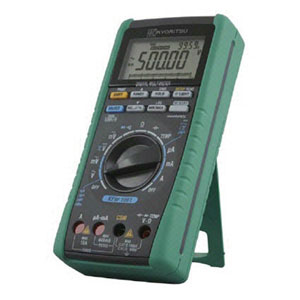 KEW1061 共立電気計器 デジタルマルチメータ(スタンダードモデル)
