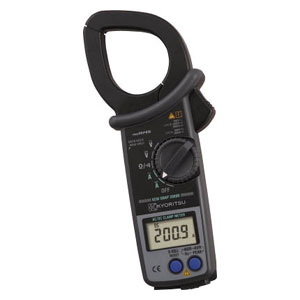 KEW2009R 共立電気計器 交流電流・直流電流測定用クランプメータ(RMS)