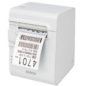 TML90UD451 エプソン ラベルプリンター