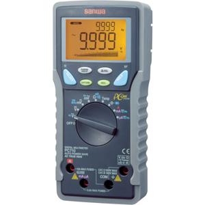 PC710 三和電気計器 真の実効値対応デジタルマルチメータ パソコン接続型