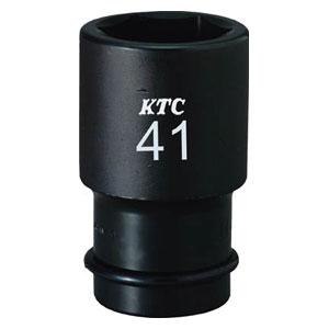 BP8L-65TP 京都機械工具 25.4sq.インパクトレンチ用ソケット(ディープ薄肉)ピン・リング付 65mm KTC