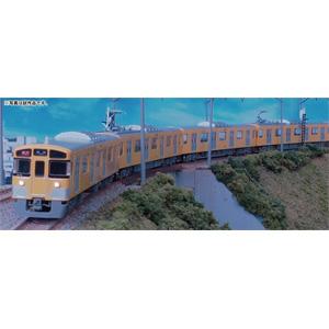 [鉄道模型]グリーンマックス (Nゲージ) 30576 西武新2000系更新車(新宿線・ベンチレーター撤去後)8両編成セット(動力付き)
