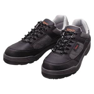 8811BK26.5 シモン プロスニーカー 短靴 8811ブラック 26.5cm
