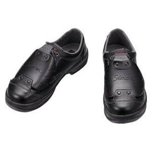 SS11D626.0 シモン 安全靴甲プロ付 短靴 26.0cm