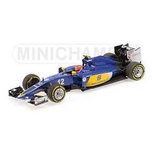 1/43 ザウバー F1チーム フェラーリ C34 F.ナスル 2015【417150012】 ミニチャンプス
