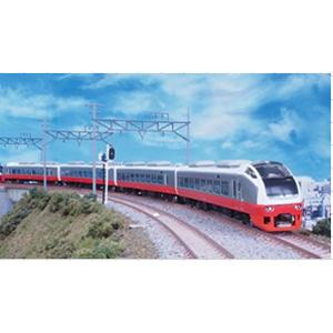 激安ブランド [鉄道模型]グリーンマックス (Nゲージ) (Nゲージ) 50554 50554 E653系(フレッシュひたち 床下黒・オレンジ) 4両編成セット(動力無し), チュニックナナショップ:89b5d287 --- canoncity.azurewebsites.net