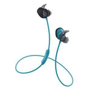 【500円クーポン10/11am1:59迄】SSPORTWLSSAQA ボーズ Bluetoothインイヤーヘッドホン(アクアブルー) Bose SoundSport wireless headphones