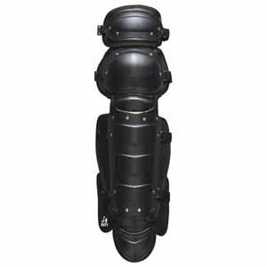 Z-BLL5233-1900 ゼット ソフトボール用レガーツ(ブラック) ZETT