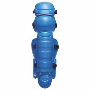 Z-BLL5233-2300 ゼット ソフトボール用レガーツ(ブルー) ZETT