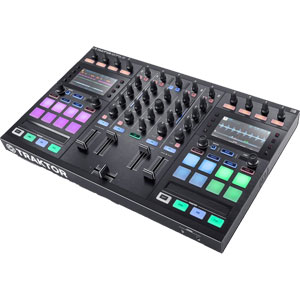TRAKTOR KONTROL S5 ネイティブインストゥルメンツ 4チャンネルDJコントローラー Native Instruments