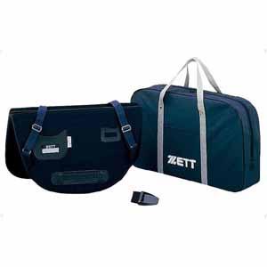 Z-BL2007B-2900 ゼット アンパイヤプロテクター(ネイビー ) ZETT 硬式・軟式・ソフトボール兼用