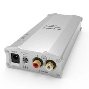 micro iPhono2 アイファイ・オーディオ MC/MMフォノイコライザー iFI-Audio